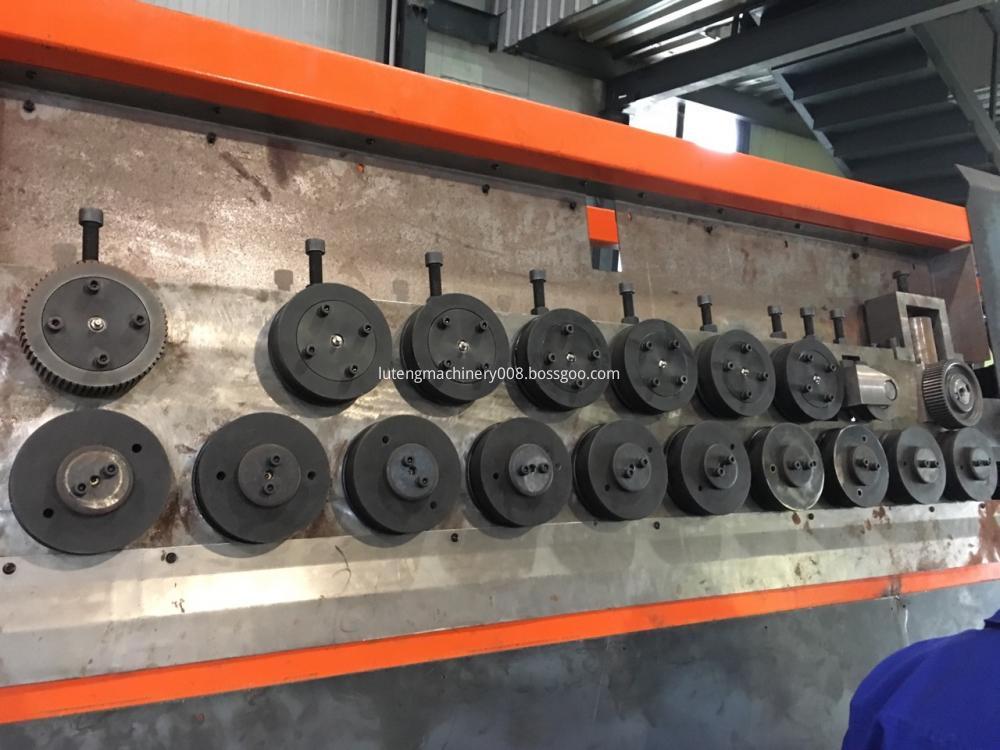 Automatic Steel Bar Stirrup Bending Machine