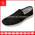 Chaussures mocassins à mailles plates pour hommes sur mesure