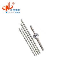 extruder bimetallic screw barrel for plastic machine in China