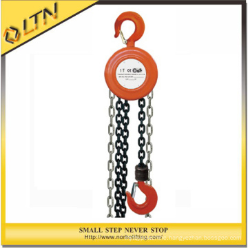 CE GS TUV Approved Manual Chain Hoist (CH-JA005)
