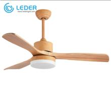 LEDER Decorative Ceiling Light Fans