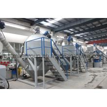 Machine de réutilisation de bouteille de rebut 500-6000kg / H