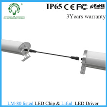 LED Tri-Proof Tube Light 3years Garantía Precio de fábrica