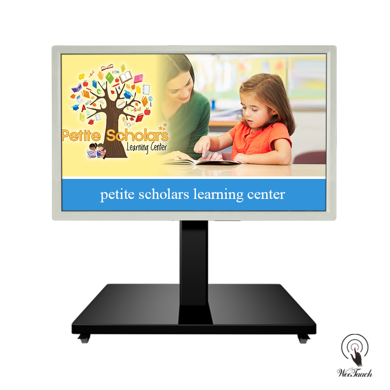 55 Inches Touch Panel With Automatic Stand