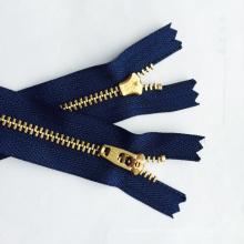 Fermeture à glissière en métal pour les jeans 7044