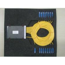 1 * 16 SC / PC Fusionado Divisor Óptico