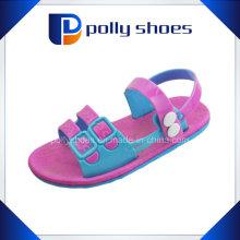 Sandale plate enfant, Sandale d'été de mode
