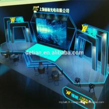 Detian offre généreuse stand de salon stand d'exposition portable