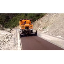 Bitumen Road Sealer Asphalt Slurry Sealing Vehicle