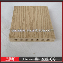 Anti-Insect Outdoor WPC Composite Decking pour plancher