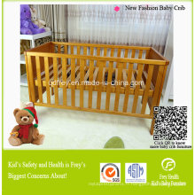 Hot Baby Cot / Crib / Bed with Solid Wood