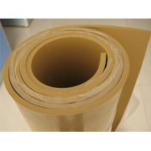 Rouleaux de feuille en caoutchouc de feuille de caoutchouc de la nature NR 1mm