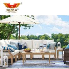 Luxury Modern Hotel Lounge Garden Outdoor Furniture