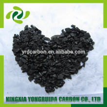 coconut shell graunlar gold extraction with activated carbon price per ton