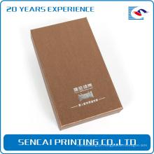 Caixa de empacotamento feito-à-medida popular popular do cartão de USB Flash da escola