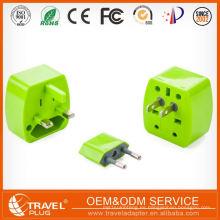 Multi uso 10a 250v Japón generador eléctrico al aire libre Travel Plug adaptadores