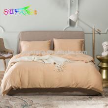 Juego de cama Lyocell orgánico / sábanas de cama Tencel 100%