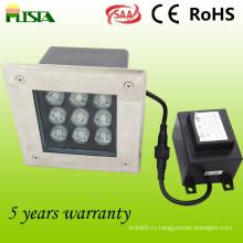 Высокий уровень защиты LED подземные огни (ST-DM-9W)