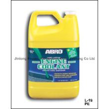 PVC Shrink Label for Bottles of Detergent