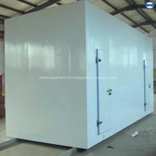 Sala fria da unidade refrigerante remota