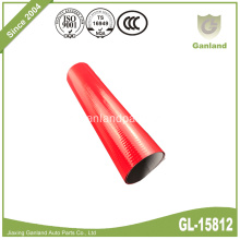 Camión impermeable PVC Tarpaulin Roll Red 900gsm
