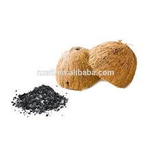 charbon actif de coquille de noix de coco pour l'agent piégeur de formaldéhyde