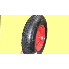 Резиновые колеса 16 X 400-8, пневматические колеса для костюм Whee Барроу