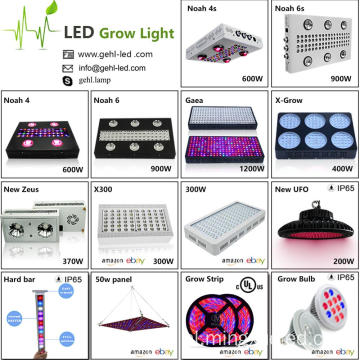 Verstelbaar Spectrum 600W Grow Light