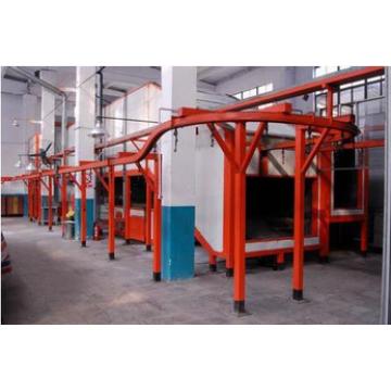 ligne de production de revêtement en poudre