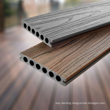 High Quality Good Price Anti-Slip Wood Plastic WPC Flooring Co-Extruded Composite Decking