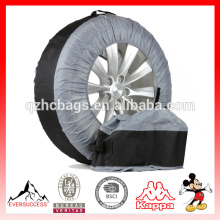 Универсальный запасное колесо покрышка Крышка сумка с ручкой
