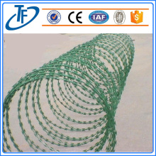 High security razor wire mesh