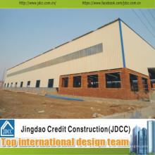 Entrepôt de structure métallique préfabriqué de haute qualité et professionnel Jdcc1043