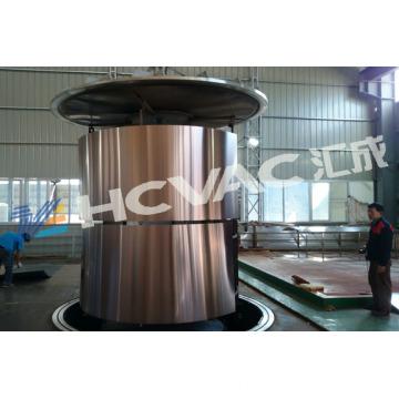 Stainless Steel Sheet PVD Coating System Titanium Nitride Coating Machine Equipment