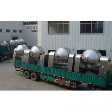 Batchwise Rotary Vacuum Dryer with Toxic Gas Recovery