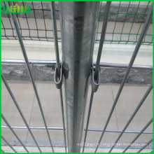 Treillis en treillis métallique soudé galvanisé
