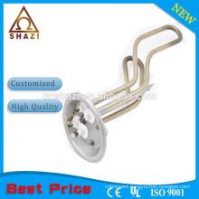 tubular hot water heating element