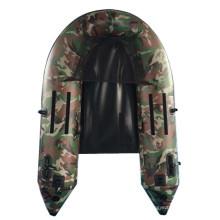 Camuflaje alta calidad inflable pesca barco buen precio