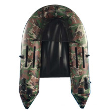 Camouflage High Quality Inflatable Fishing Boat Good Price