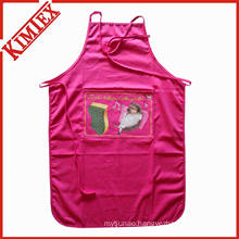Unisex Promotion Customs Printed Logo Garden Apron