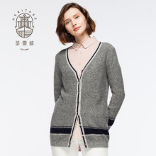 Cardigan Button Cashmere Wanita