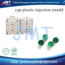 tapa de botella molde de plástico