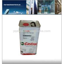 Thyssen ascenseur escalator étape chaîne lubrifiant