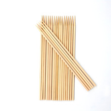 Custom Size China Wholesale Eco Friendly Barbecue Bamboo Skewer Sticks