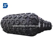 Fender pneumatique en caoutchouc gonflable de bateau de pêche de butoir fournisseur chinois