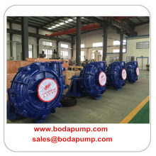 Corrosion Resistance Heavy Duty Sewage Pump A05 Lined Slurry Pumps