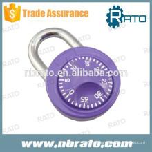 Serrure de combinaison de numérotation RP-173 round 50MM