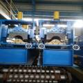 Ridge Cap Dachziegel Metal Forming Machine