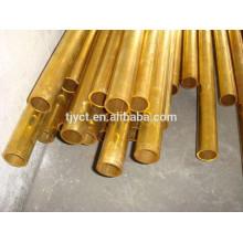 venda quente de cobre de cobre tubo / fábrica de tubos / moinho preço por kg