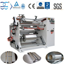High Quality Aluminum Foil Rewinding Machine